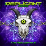 VARIOUS - The Replicants Volume 3 (Front Cover)