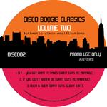 Disco Boogie Classics Volume 2