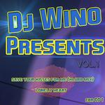 DJ WINO - DJ Wino Presents Vol 1 (Front Cover)