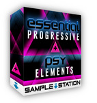 Essential Progressive & Psy Elements (Sample Pack WAV/REX)