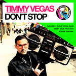 VEGAS, Timmy feat JENNIFER WALLACE - Don't Stop (Front Cover)