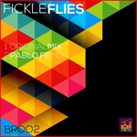 FICKLE FLIES - Fickle Flies EP (Front Cover)