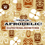 This Is Afrodelic Vol 6 25 Afro Tribal House Tunes