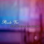 DE LANIERE, Alan/MISS WONDER - Ponle Voz (Front Cover)