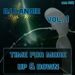 DJ LANGIE - DJ Langie Vol 1 (Front Cover)