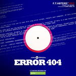 ARNI/SPOON - Error 404 (Front Cover)