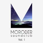 NELUE - Moroder Sound Club Vol 1 (Front Cover)
