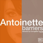 ANTOINETTE - Barriers (Front Cover)