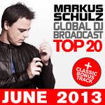 Global DJ Broadcast Top 20: June 2013
