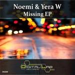 TACORONTE, Noemi/YERA W - Missing EP (Front Cover)