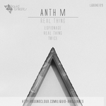 ANTH M - Real Thing (Front Cover)