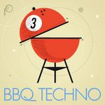 VARIOUS - BBQ Techno 3 (Front Cover)
