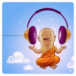 Laughing Buddha Bass