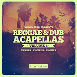Don Goliath: Reggae & Dub Acapellas Vol 4 (Sample Pack WAV)