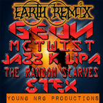 STEX - Earth (remixes) (Front Cover)