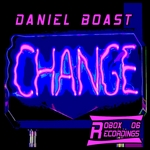 BOAST, Daniel - Change (Front Cover)
