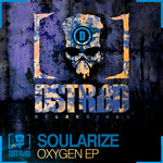 SOULARIZE - Oxygen EP (Front Cover)
