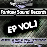 Various: Fantasy Sound Records EP Vol 1