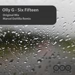 OLLY G - Six Fifteen (Front Cover)