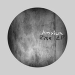 HOXIUN - Rise EP (Front Cover)