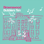 PETERSON, Gilles/VARIOUS - Brownswood Bubblers Ten: Gilles Peterson Presents (Front Cover)