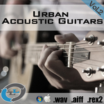 Urban Acoustic Guitar Vol 2 (Sample Pack WAV/REX/AIFF)