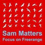 Focus On: Freerange Sam Matters (unmixed Tracks)