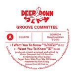 I Want You To Know (The Underground remixes)