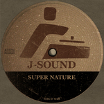J SOUND - Super Nature EP (Front Cover)