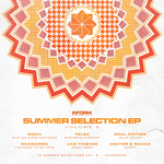 VARIOUS - Summer Selection EP Vol 2 (Front Cover)