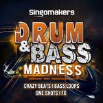 Drum & Bass Madness (Sample Pack WAV/APPLE/LIVE/REASON)