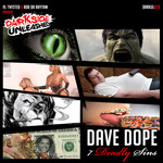 DAVE DOPE - 7 Deadly Sins (Front Cover)