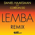 HAAKSMAN, Daniel feat COREON DU - Lemba (remixes) (Front Cover)