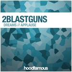 2BLASTGUNS - Applause EP (Front Cover)