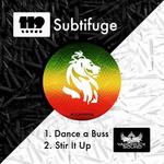 SUBTIFUGE - Dance A Buss (Front Cover)