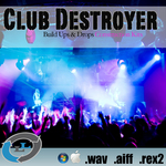 Club Destroyer (Sample Pack WAV/AIFF/REX)