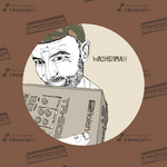 WASHERMAN - Raw Poet EP (Front Cover)