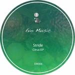 STRIDE - Citrus EP (Front Cover)