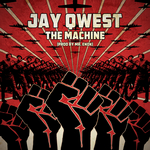 QWEST, Jay - The Machine (Front Cover)