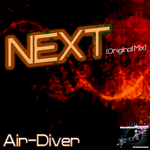 AIR DIVER - Next (Front Cover)