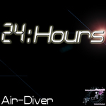 AIR DIVER - 24Hours (Front Cover)