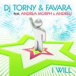 DJ TORNY/FAVARA feat ANDREA MORPH & ANDREU - I will (Front Cover)