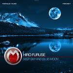 HIRO FURUSE - Deep Sky & Blue Moon (Front Cover)