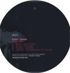 EXIUM/KWARTZ - Fenomen EP (Front Cover)
