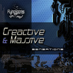 CREACTIVE & MASSIVE - Sensations (Front Cover)