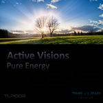ACTIVE VISIONS - Pure Energy (Front Cover)