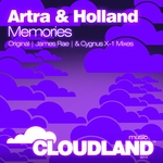 ARTRA & HOLLAND - Memories (Front Cover)