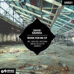 GRANHA, David - Work For Me (remixes) (Back Cover)