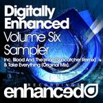 Digitally Enhanced Volume Six - Sampler