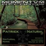PATRIEK - Natural EP (Front Cover)